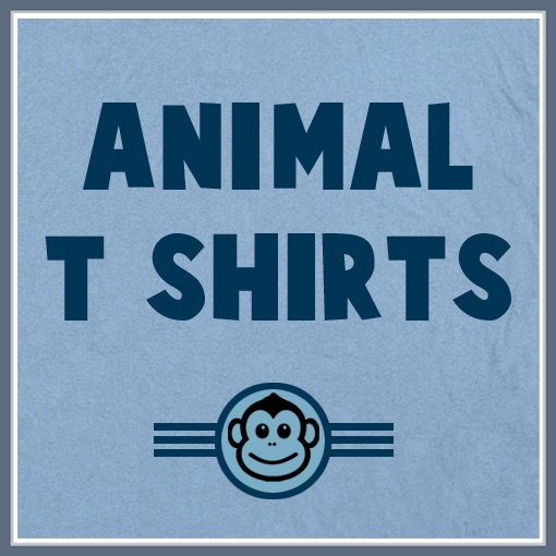 animal t shirts