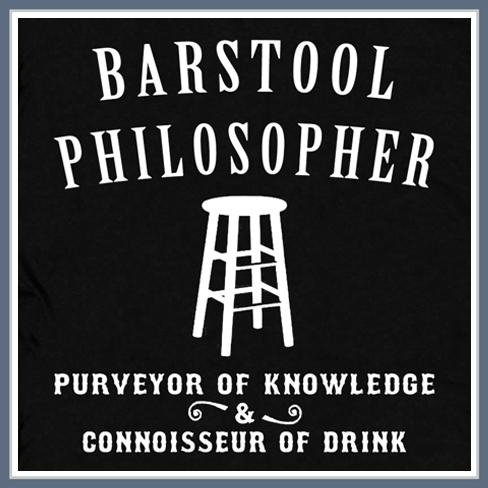 Barstool Philosopher T Shirt | Heineken Beer T Shirts ...