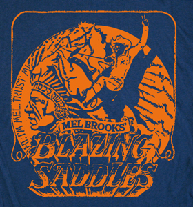 Blazing Saddles T Shirt