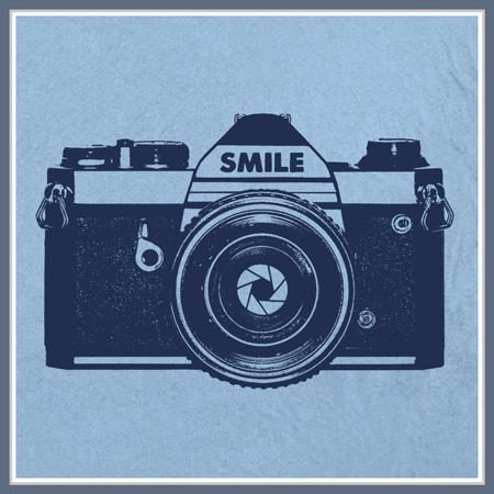 CAMERA T SHIRT PHOTOGRAPHER PHOTOGRAPHY TEE