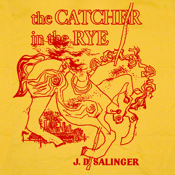 The Catcher in the Rye T Shirt