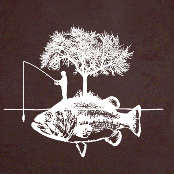 funny fishing T Shirt