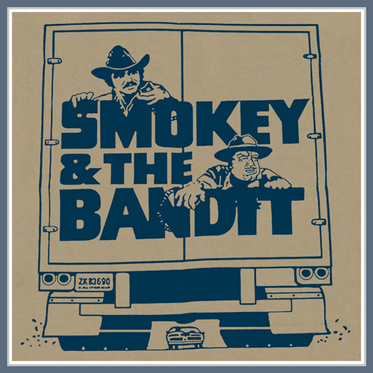 Smokey and the Bandit T Shirt