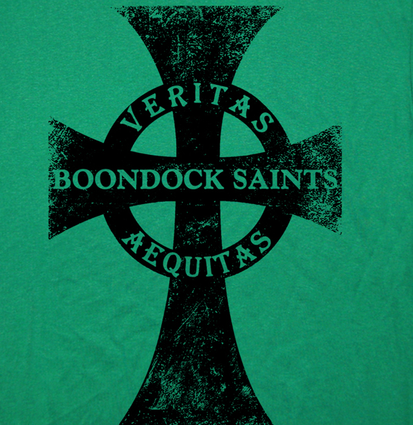 the boondock saints T Shirt