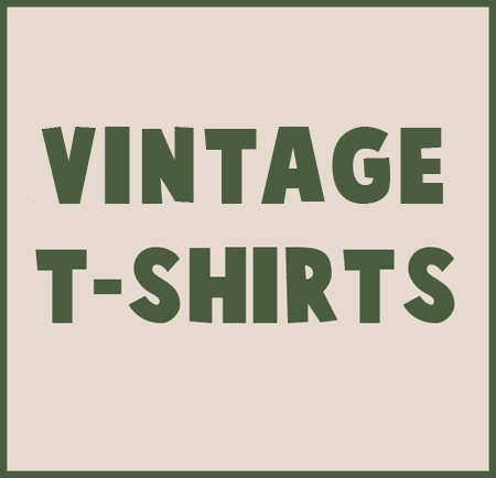 vintage t shirts
